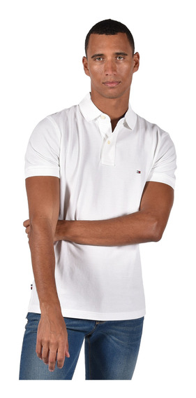 Tommy Polo 867802698100 Blanco