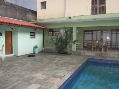 Sobrado Residencial À Venda, Parque Independência, São Paulo. - So0463
