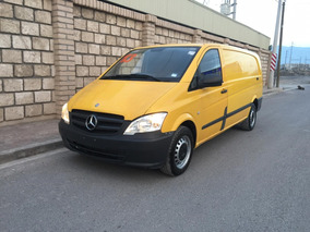 Mercedes-benz Vito Cargo Van Año: 2013 $ 140,000.00m.n.#9478