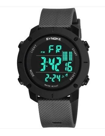 Relógio Synoke Esportivo Luxo Model9658