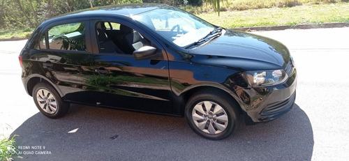 Imagem 1 de 7 de Volkswagen Gol 2013 1.0 Total Flex 5p