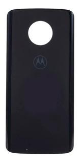 Tampa Traseira Vidro Motorola Moto G6 Xt1925 C/cola