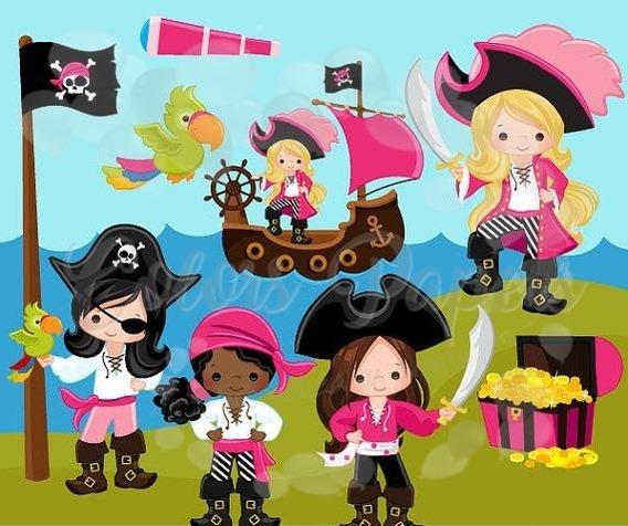 Piratas Nena Png