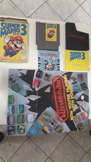 Super Mario Bros. 3 Nintendinho