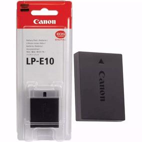 Bateria Lp-e10 Para Câmera Canon