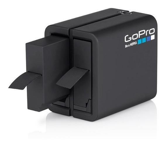 Cargador Dual Gopro Dual Battery Charger Para Hero4