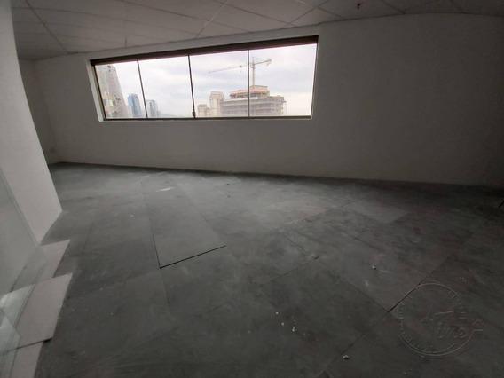 Sala Para Alugar, 59 M² Por R$ 2.075/mês - Empresarial 18 Do Forte - Barueri/sp - Sa0093