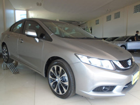 Honda Civic Lxr 2.0 Flex 2015