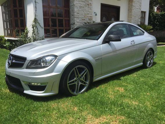 Mercedes-benz Clase C 6.2 63 Amg Mt 2013