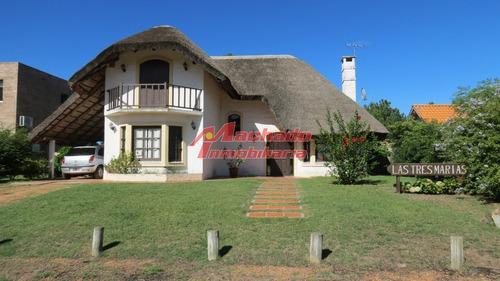 Casa En Pinares De Portezuelo - Punta Ballena- Ref: 6040