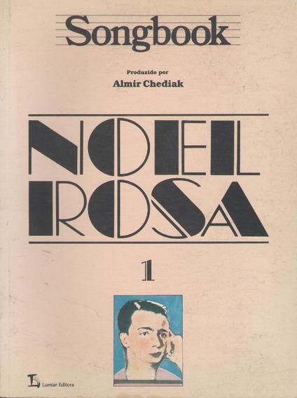 Songbook Noel Rosa Vol.1 - Partitura - Almir Chediak