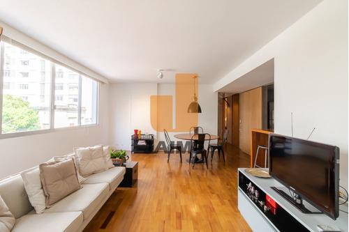 Apartamento Para Venda No Bairro Higienópolis Em São Paulo - Cod: Ja16017 - Ja16017