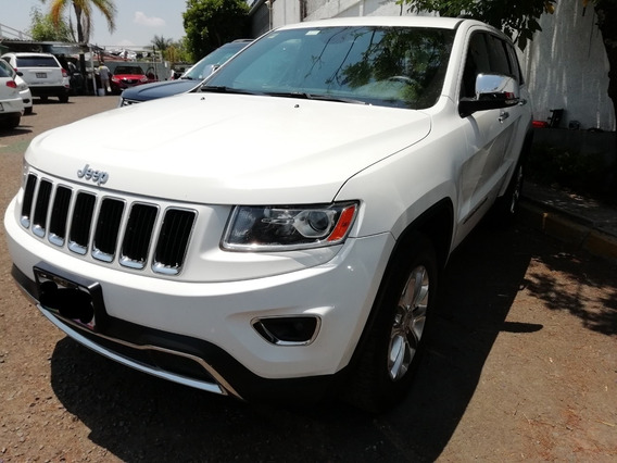 Jeep Grand Cherokee Limited Lujo 2016