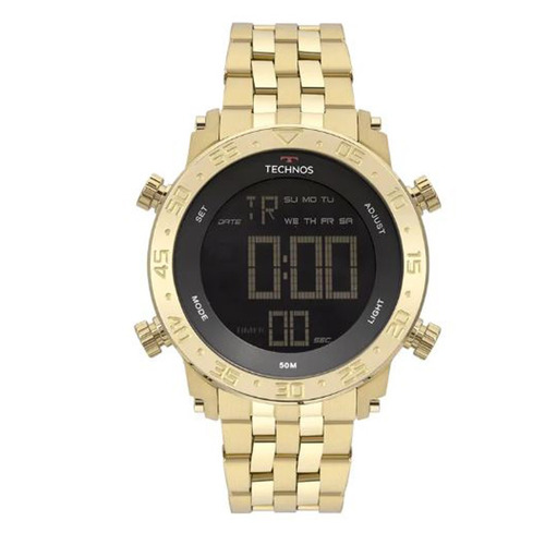 Relógio Technos Masculino Performance Bjk006ac/4p