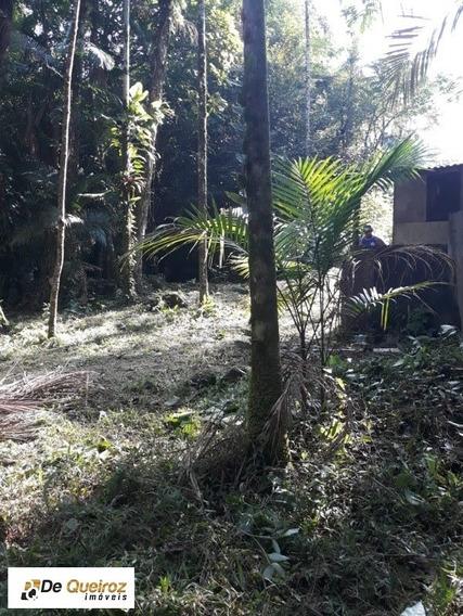Chácara Em Mongaguá , Regina Maria , Isolada ,lado Morro, Murada, 2 Cômodos , Tanque De Peixe, Nascente. - 1983 - 34282979