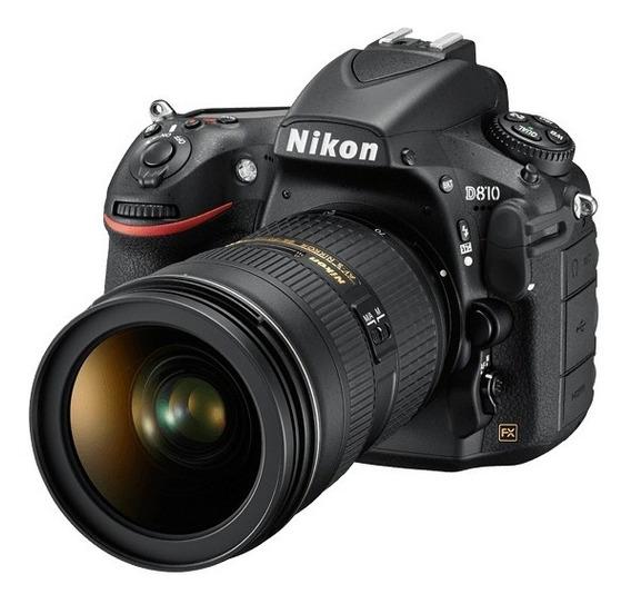 Camera Profissional Nikon D810