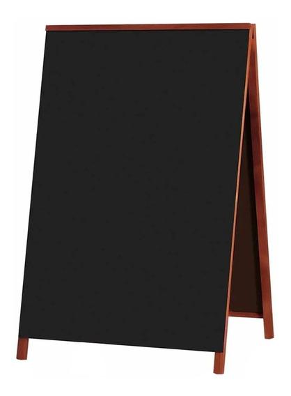Lousa Cavalete Quadro Negro Para Restaurante Padaria Bar M4