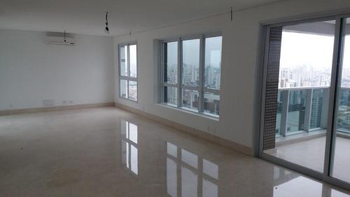 Cobertura Residencial À Venda, Vila Regente Feijó, São Paulo. - Co0231