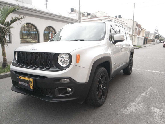 Jeep Renegade 2.4 At 4x4 Full Equipo Con Techo