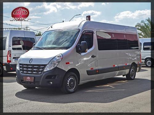Renault Master 2.3 Minibus L3h2 Com 16 Lugares 2015