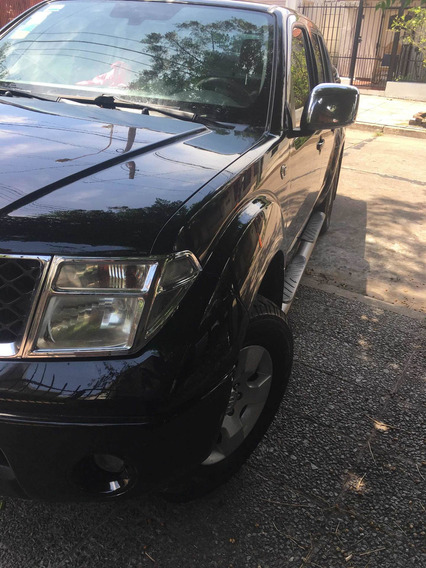 Nissan Frontier 2.5 Le Cab Doble 4x4 2010