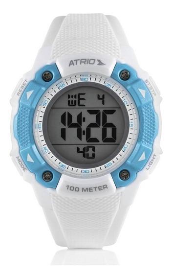 Relógio Atrio Feminino Iridium Azul - Es098