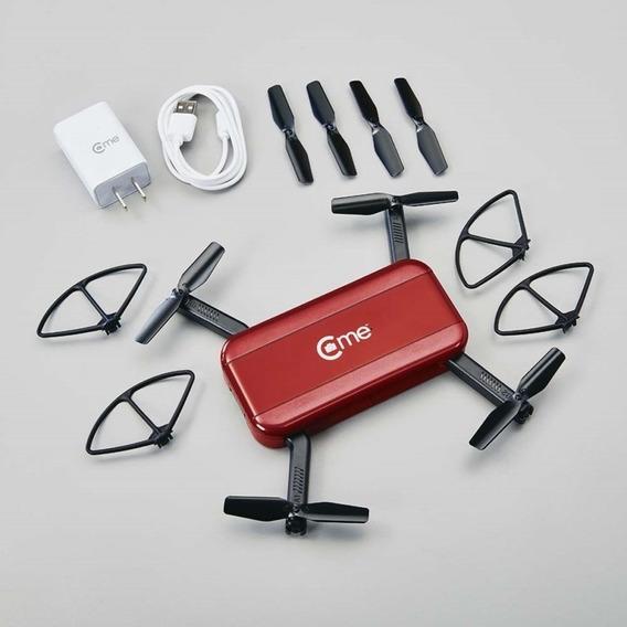 Drone Selfie C-me Flying Camera Hca110rr Super Preço !!
