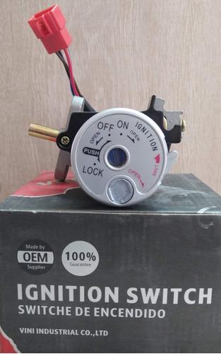 Vy20024 Switch Encendido Yamaha Bws 125 Dos Yw125