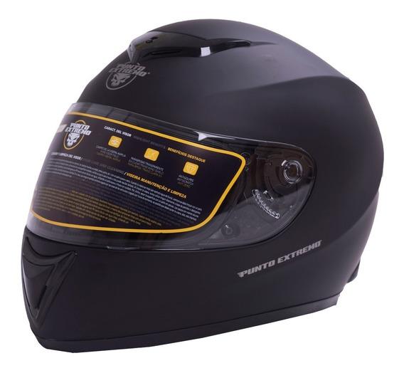 Casco Moto Integral Xr250 Punto Extremo