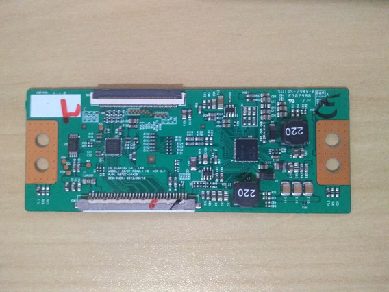 Placa T-con Lg32ln546b Lg 6870c-0442b