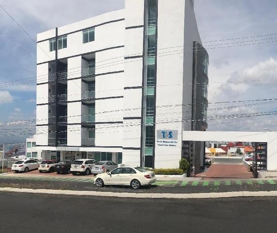 Consultorio En Renta En Torre Médica Colinas Del Cimatario Con Vista Panorámica