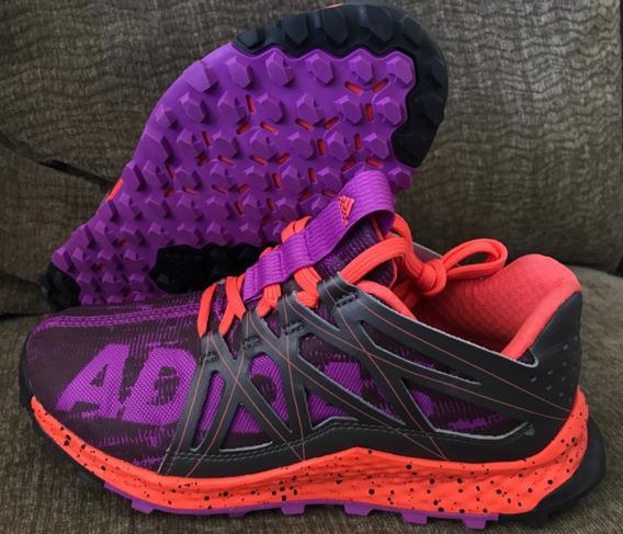 Zapatillas adidas Vigor Bounce Mujer Running Talle 35 Orig