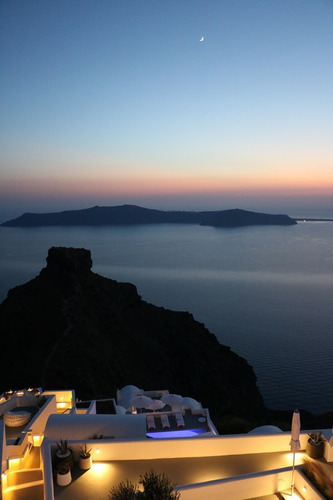 Sunset-and-night-imerovigli-santorini-greece2 Fotografia