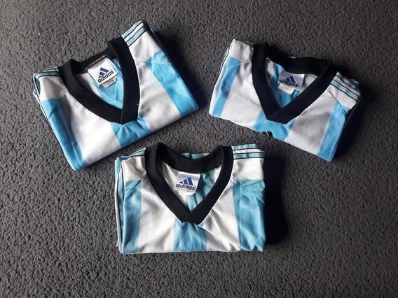 Camisetas Seleccion Argentina 1998 Se Venden Juntas
