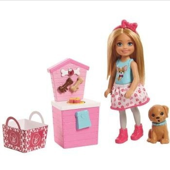 Barbie Coz E Cr. Barraca Lanches Chel Mattel