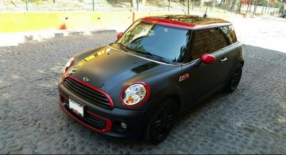 Mini Cooper 1.6 Chili Aa Tela/piel Qc At 2011