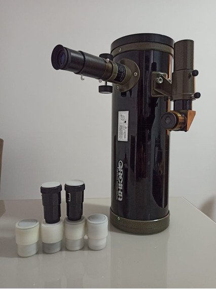 Telescopio Newtoniano 114mm