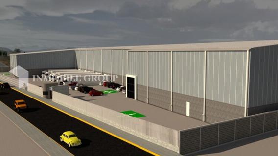Renta De Bodega Industrial Cerca Del Aeropuerto, En San Pedro Totoltepec,