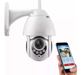 Câmera Ip Icsee Infravermelho Externa Wifi Hd C/suporte