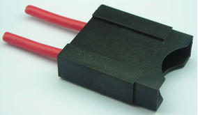 Porta Fusível Lamina Mdo - Fio 1,5mm- Kit 50 Peças