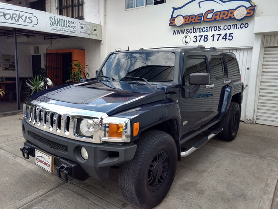 Hummer H3 Luxury 3.700 Automatica