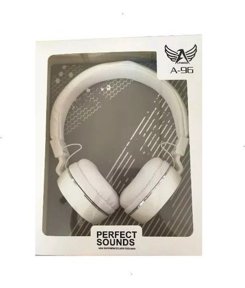 Headfone Com Microfone A-96 Altomex Perfect Sound Android