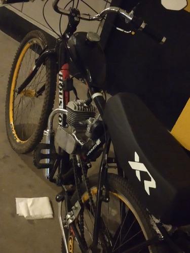Bicicleta Ciclomotor