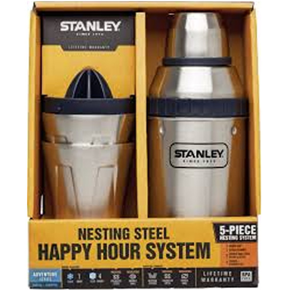 Set De Coctelera Stanley Happy Hourx2