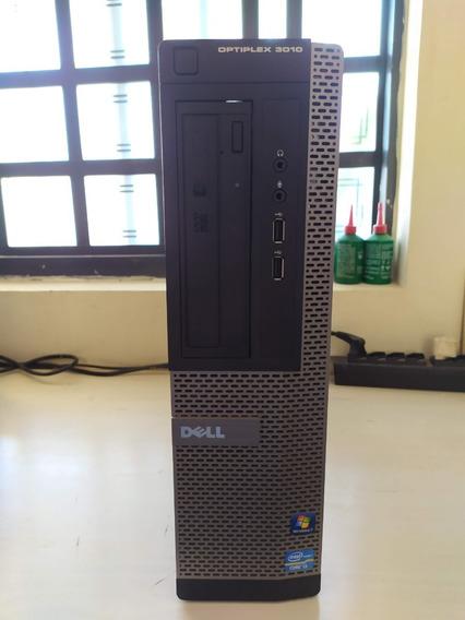 Computador Dell Optiplex 3010 I3 3220 + 4gb Ddr3 + 500gb Hd