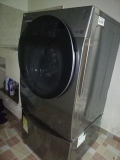Lavadora Twin Wash Inverter Linear