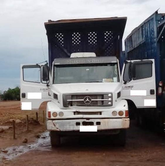 Mercedes-benz Mb L 2638 No Chassi Todo Selado