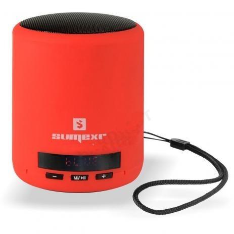 Caixa Som Bluetooth Sumexr A1 Sem Fio Fm Mega Bass Usb