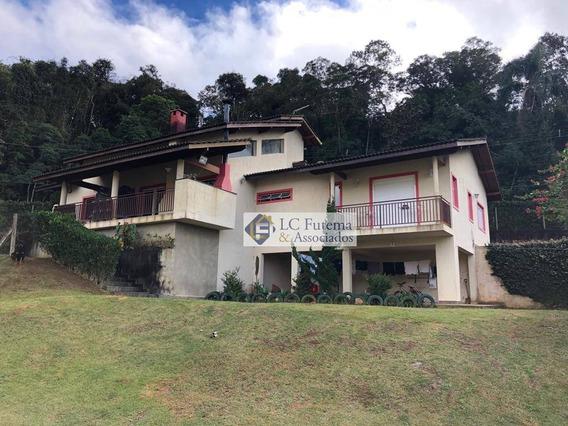 Casa Com 4 Dormitórios À Venda, 280 M² - Itapark - Vargem Grande Paulista/sp - Ca0076