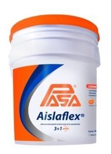Impermeabilizante Acrílico Aislaflex 3+1 (4 Años)